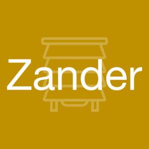 Ablegerkästen Zander Dr. Liebig