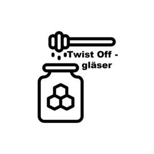 Twist-Off Gläser