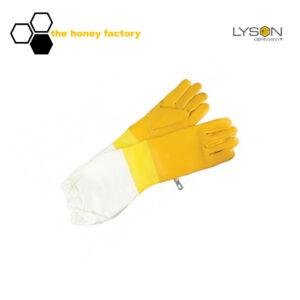44422_handschuhe-leder-air-stoffstulpe-gelb-lyson_logo