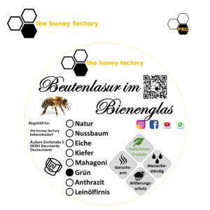 45115_beutenlasur-im-bienenglas-400-ml-thf-PRO-gruen_logo