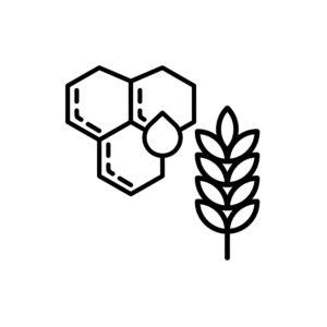 Futtersirup auf Weizenbasis
