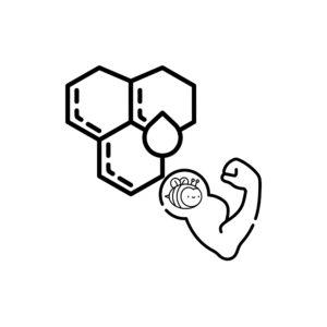 Nahrungsergänzungsmittel für Bienen